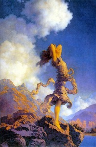 Maxfield Parrish: Ecstasy