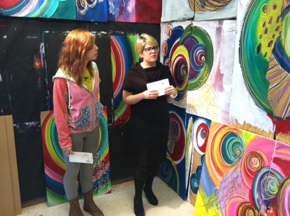 School Of The Art Institute Of Chicago Visit Caitlin