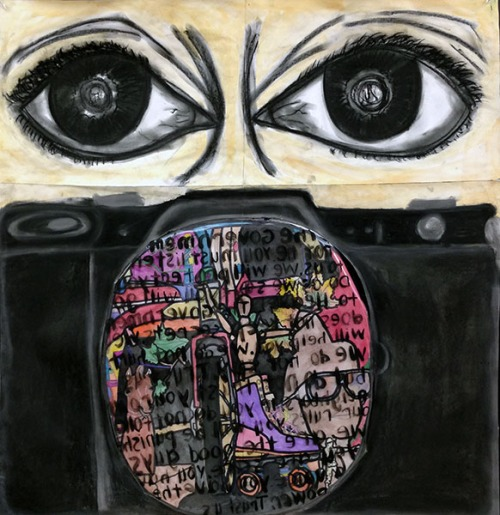 Megan Y.: Surveillance through the lens of the still life